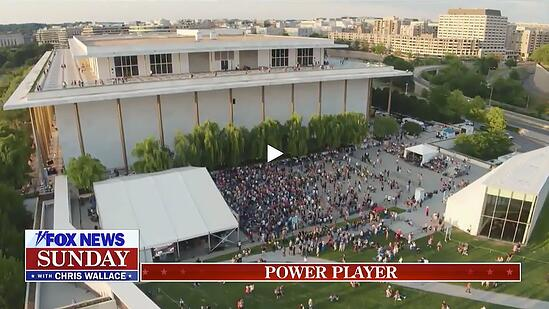 """John F. Kennedy Center Featured as """"Power Player of the Week"""" on Fox News"""