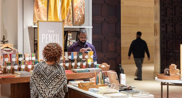 Philadelphia Museum of Art Relaunches Main Store After Completing Redesign by Frank Gehry