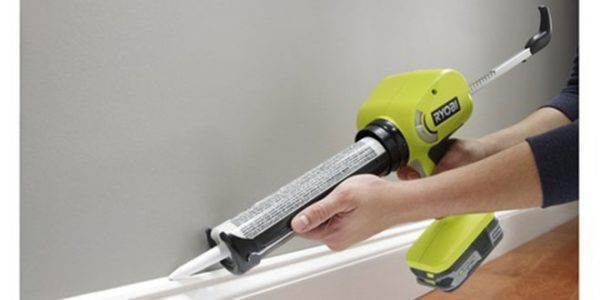 Power Caulk and Adhesive Gun