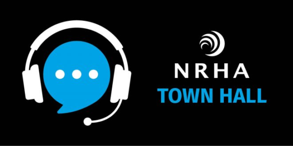Newly Updated: Stream All NRHA Town Hall Sessions