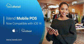 iVend Mobile POS is Now Compatible with iOS 14