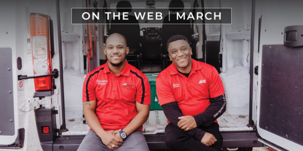 On the Web: March 2021